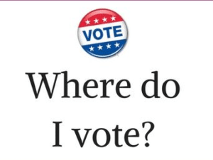 Find out Where You Vote