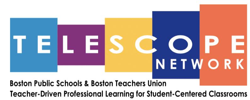 Telescope Network: Teacher-driven Professional Learning for High